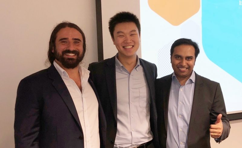 Photo of Lenexa Medical team.