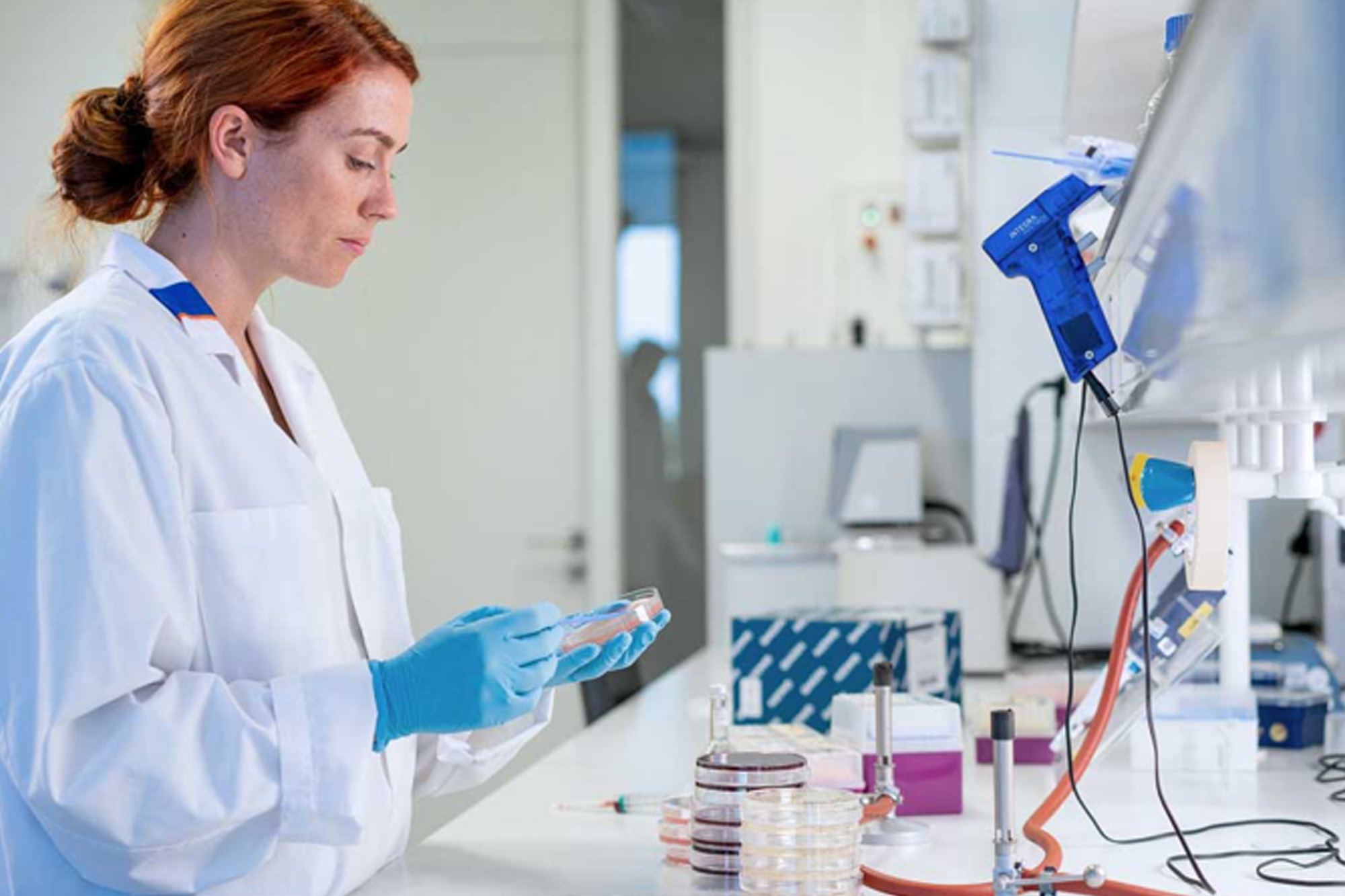 New test for infection to improve patient quality of life and outcomes.