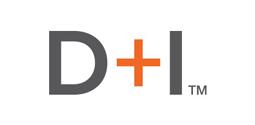 D+I logo