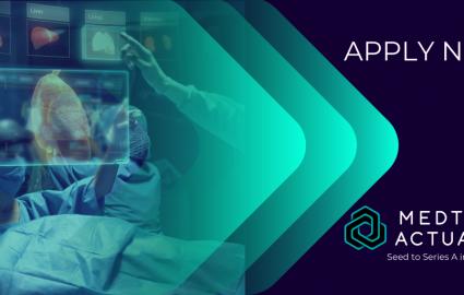 MedTech Actuator applications now open