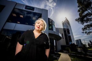 Photo of Maria Crews, Gabriel Co-Founder.