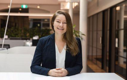 Meet Maria – Head of Programs