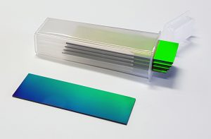 NanoMSlide smart microscope slides for faster and more accurate cancer diagnosis.