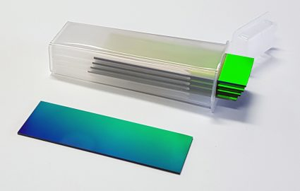 NanoMSlide manufacturing smart microscope slides in Melbourne.