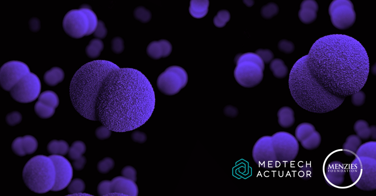 MedTech Actuator Menzies Fellowships now open